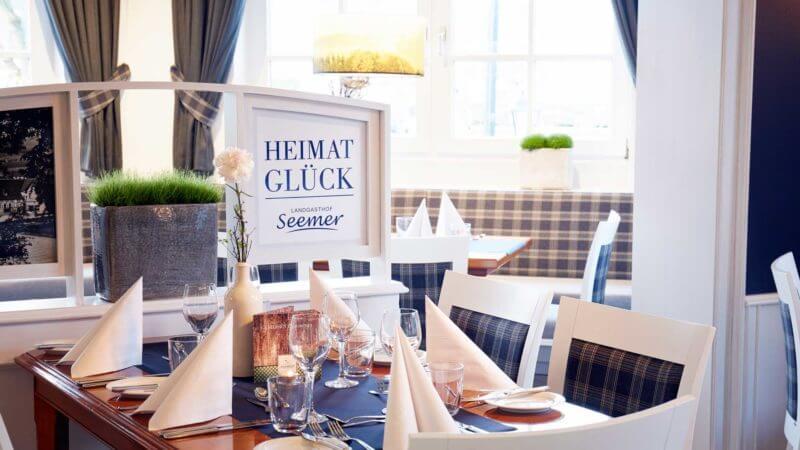 Restaurant Landgasthof Seemer