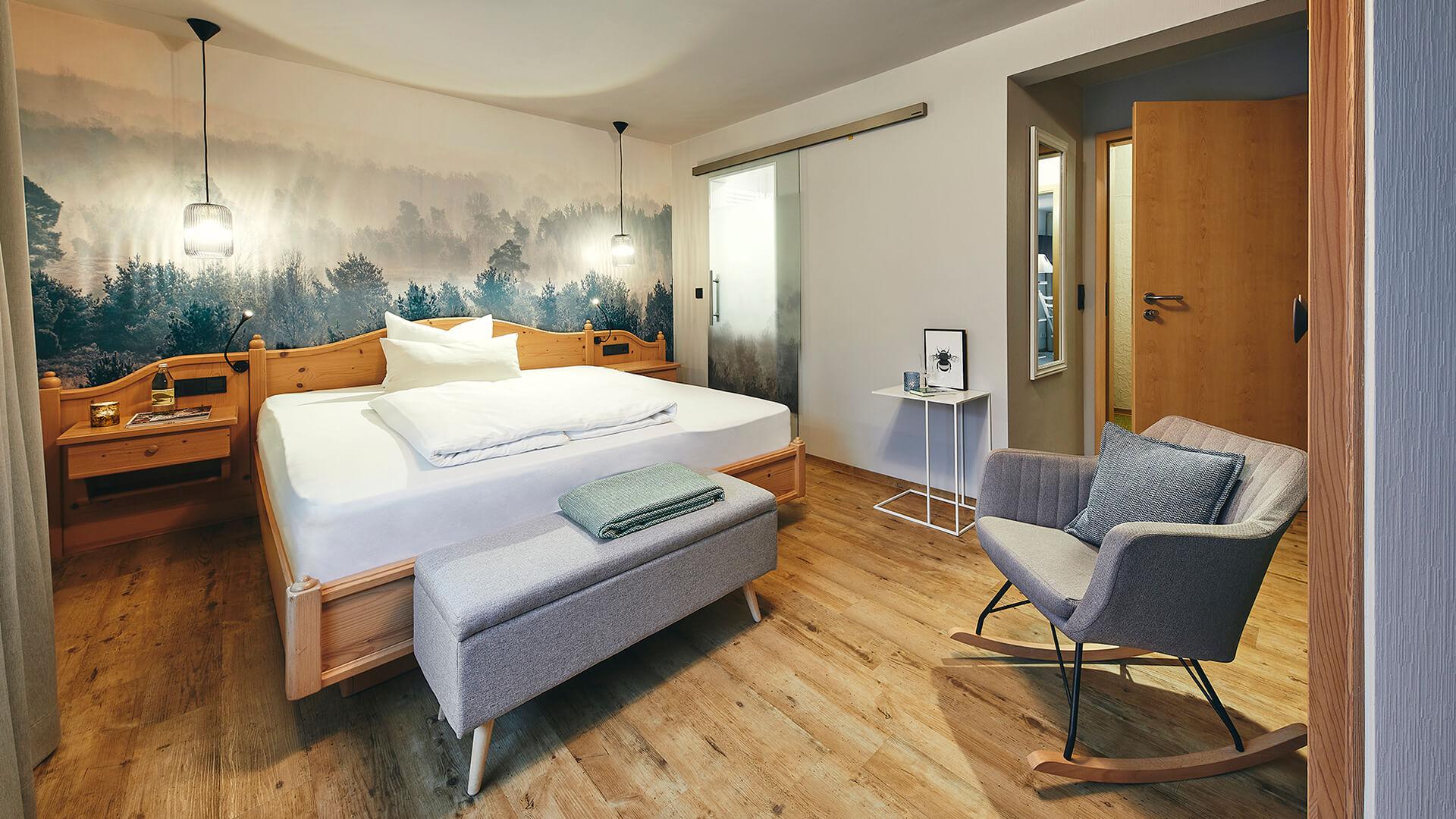 Zimmer 15 - Einzelzimmer
